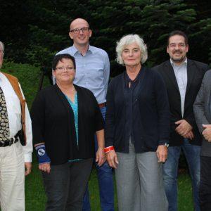 Vorstand SPD-Kreistagsfraktion