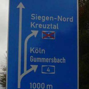 Was ist eigentlich Siegen Nord? Dillnhütten! Toll!